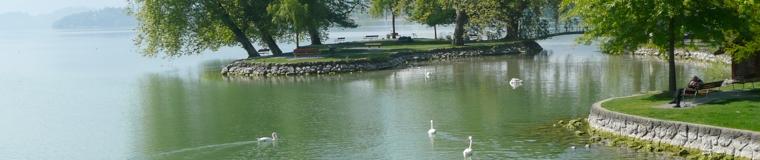 Der Chamer Villette-Park